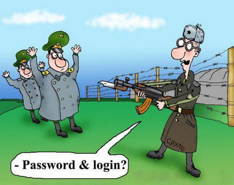 Password & Login
